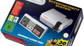 Pack Console Nintendo NES Classic Mini disponible chez Amazon