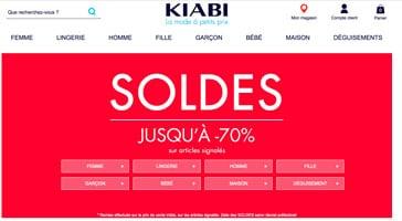 kiabi soldes 2017