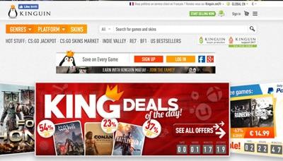 code promo kinguin