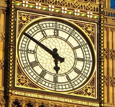 horloge parlante