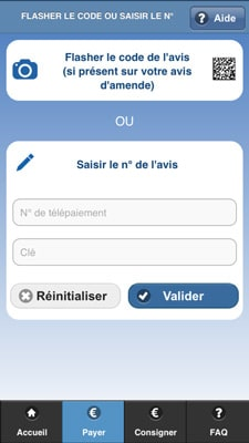 amende gouv ios