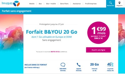b&you promotion