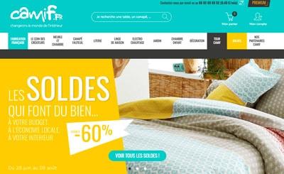 soldes 2017 code promo de 5 de r duction sur les meubles. Black Bedroom Furniture Sets. Home Design Ideas