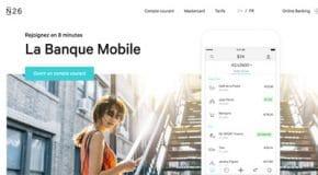 Neobanque N26 France une des meilleures banque en ligne découvrez l'offre ici