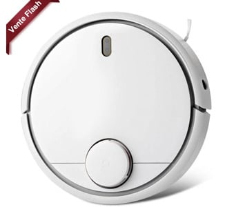 promotion l 39 aspirateur robot xiaomi mi vacuum prix pas cher sur gearbest. Black Bedroom Furniture Sets. Home Design Ideas