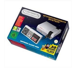 Nintendo NES pas cher