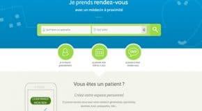 Calendovia prenez un rendez-vous avec un médecin grâce à internet