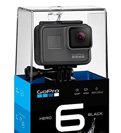 GoPro 6 en promo prix pas cher