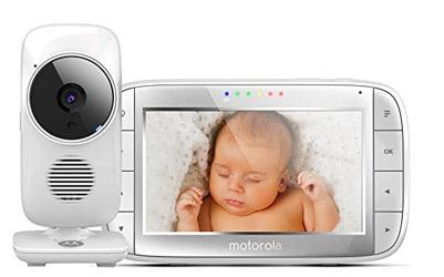 motorola babyphone MBP48 pas cher