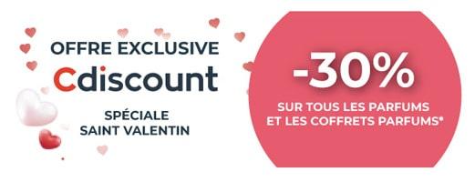 code promo saint valentin