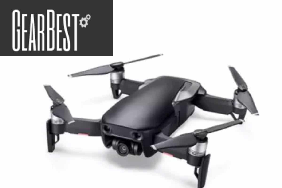 drone dji mavic promo gearbest