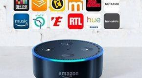 Bon Plan Amazon Echo en promotion prix pas cher