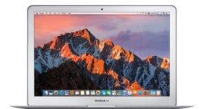 Apple MacBook Air 13″ Core i5 8Go Ram 128 Go SSD pas cher en promo