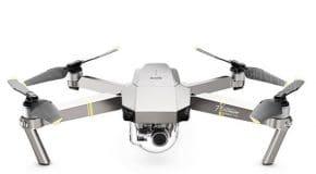 Black Friday Gearbest: Drone DJI Mavic Pro Platinum pas cher en promotion