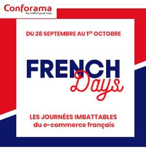 frenchdays conforama