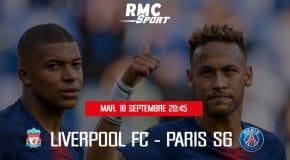 Champions League : Canal + va-t-elle diffuser le match Liverpool VS PSG du 18 Septembre 2018 ?