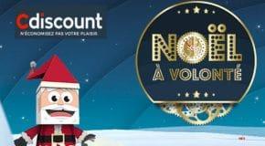 Cdiscount: codes promo de -5% à -10% sur les Jouets bons plans Noel 2018