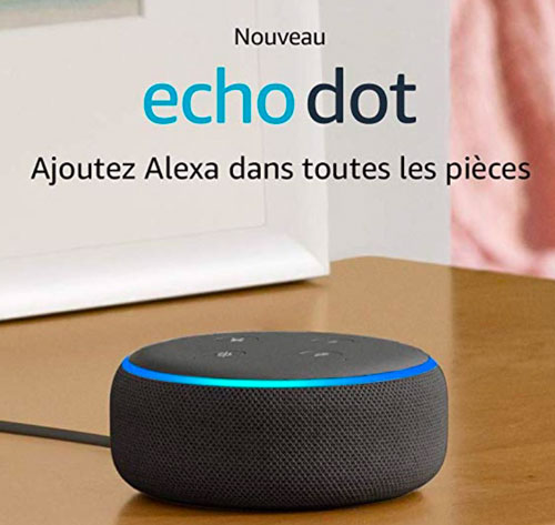 black friday promo amazon echo dot