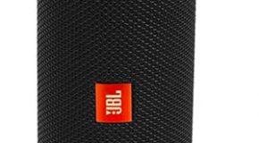Black Friday Enceinte JBL Flip 4 bluetooth pas cher en promo chez Amazon