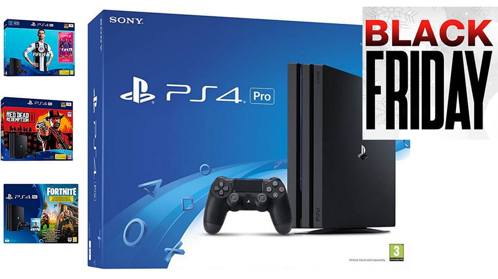 black friday ps4 pro