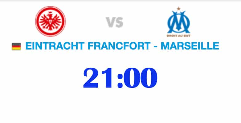 francfort om streaming live