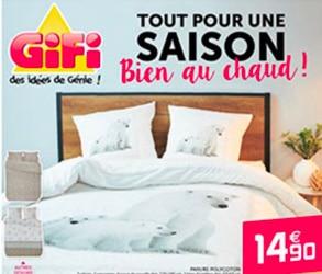 gifi catalogue promo