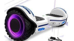 Bon Plan Amazon: Promotion Hoverboard et Gyropod prix pas cher ici