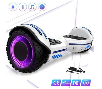 hoverboard et gyropod