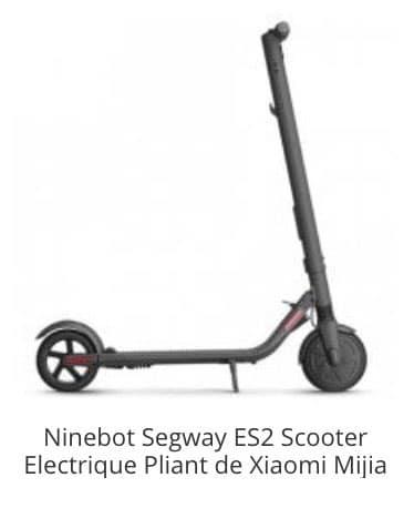 gearbest ninebot ES2 promotion