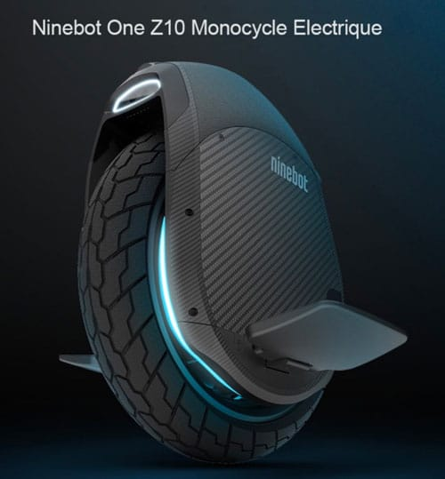ninebot one pas cher
