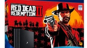 Pack PS4 Pro 1 To + Red Dead Redemption 2 pas cher en promo chez Cdiscount