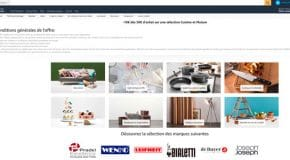Bon Plan Amazon: Code promo de -10€ sur une sélection Cuisine et Maison