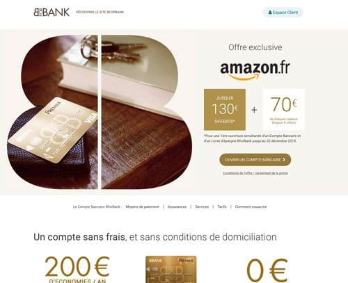 bforbank promo