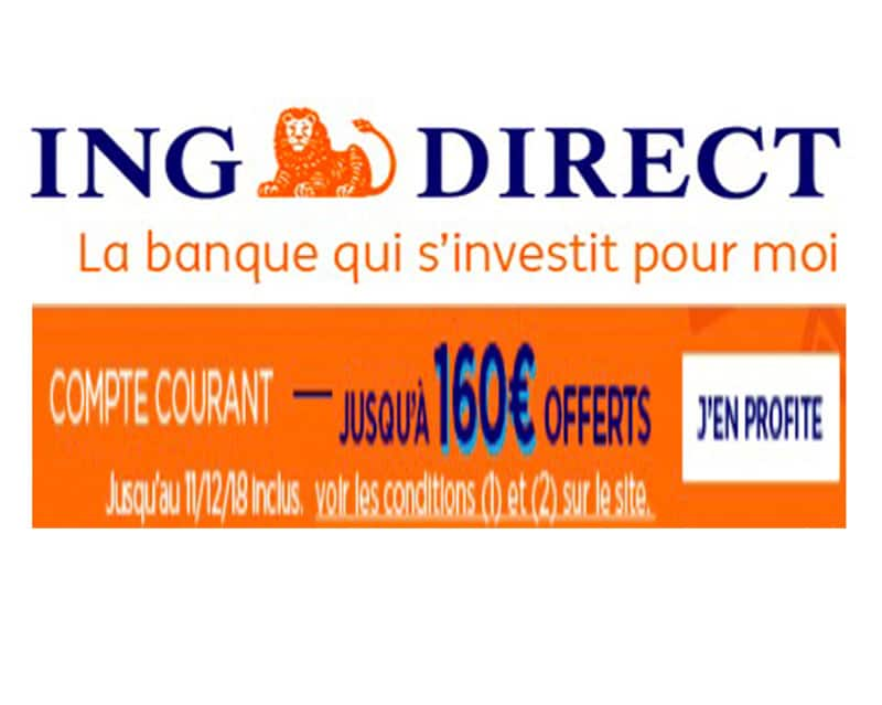 ing direct offre promo