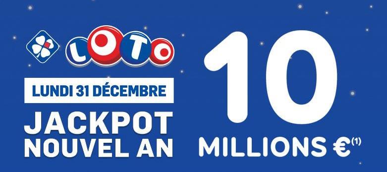loto nouvel an 31 decembre 2018