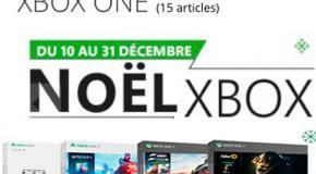 Xbox one pas cher des promos de Noël chez Amazon, Cdiscount et Boulanger