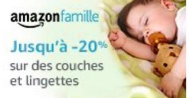 Amazon promo puericulture