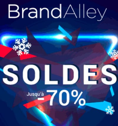 soldes brandalley code promo