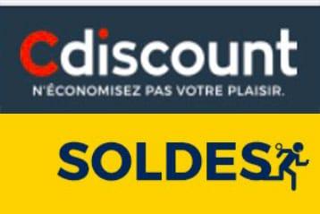 soldes cdiscount 2019