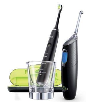 Philips Sonicare HX8491 avec brosse à dents électrique pas cher soldes amazon