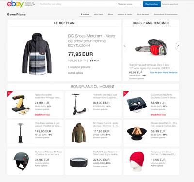 soldes ebay 2019
