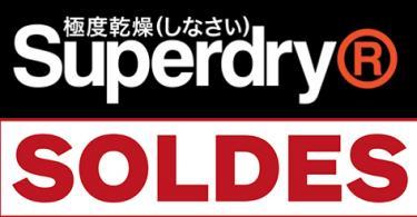 soldes superdry 2019