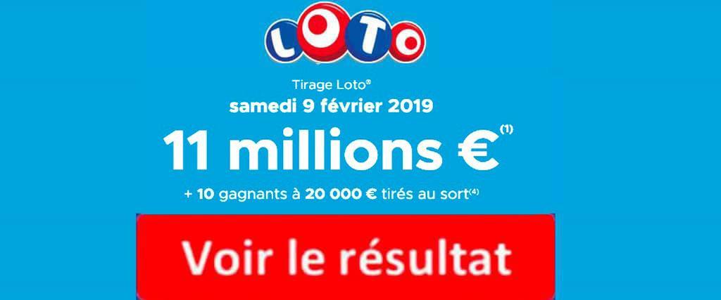 resultat loto 27 fevrier 2019