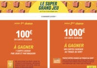 Super Grand jeu Leclerc
