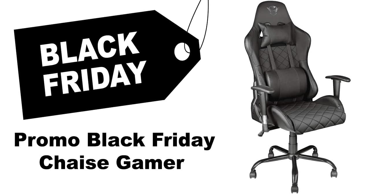 Black Friday Chaise Gamer