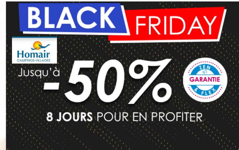 Black Friday Homair 2020