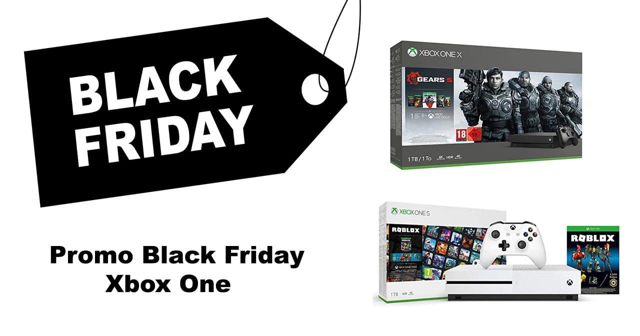 Black Friday Xbox One