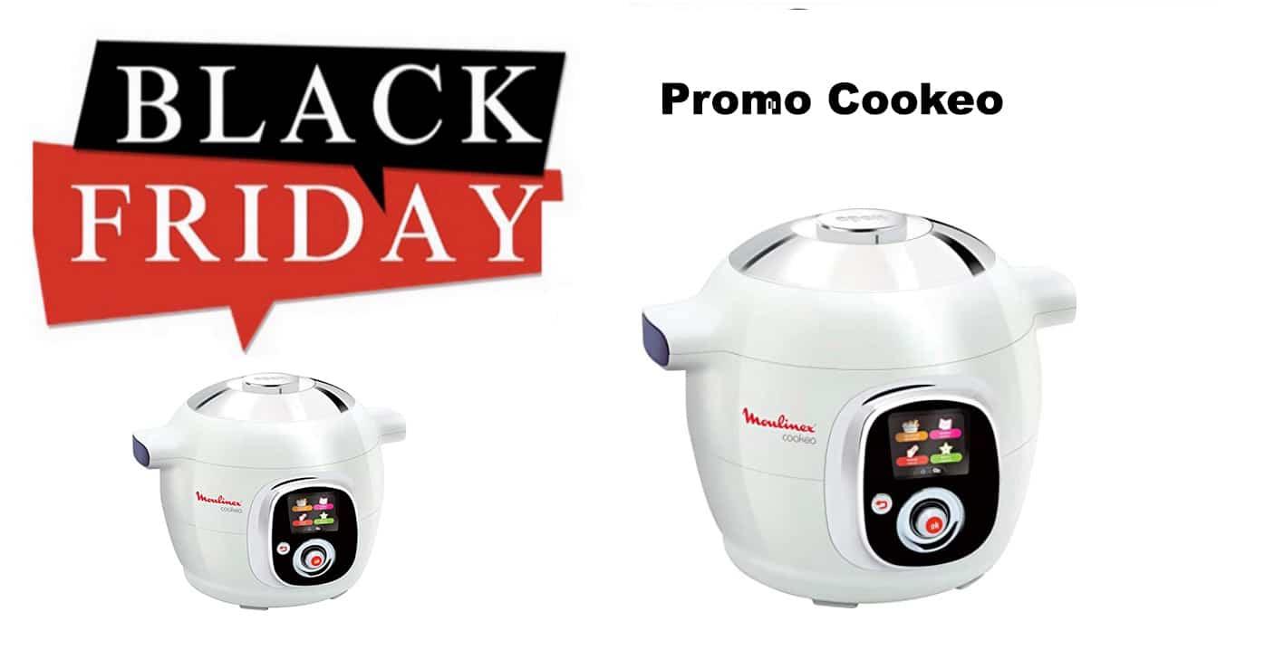 Cookeo Black Friday Promo 2020