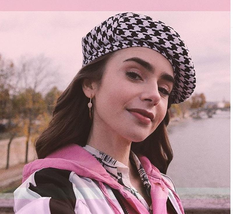 Emily In paris Serie Netflix