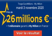 Resultat Euromillions 3 Novembre 2020